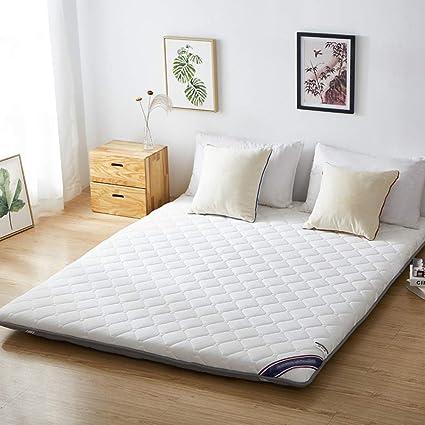 ZHAS Colchoneta de Tatami para Dormir Plegable, Topper de ...