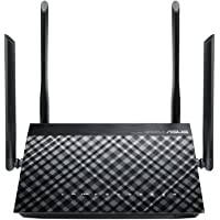 ASUS DSL-AC52U Dual Band-Ebeveyn Kontrol Destekli-Torrent-Bulut-DLNA-3G/4G-VPN-ADSL-VDSL-FiBER-Modem Router