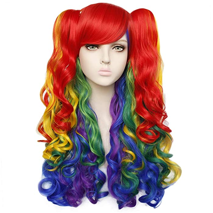 The Best Rainbow Dash Wig And Tail