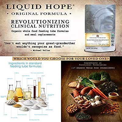 Functional Formularies Liquid Hope 12oz Pouch, 12 Pack
