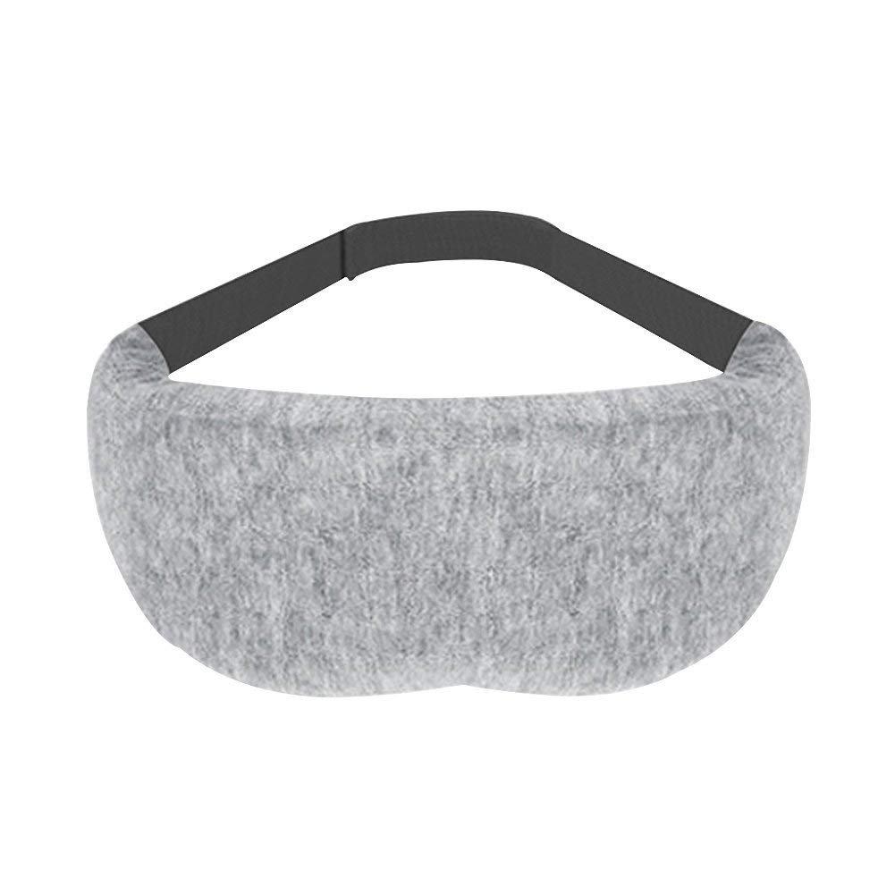 Sleeping Eye Mask, Natural Silkworm Silk Sleep Eye Masks Eyeshade Eye Mask for Sleep Better Mignon84Cook