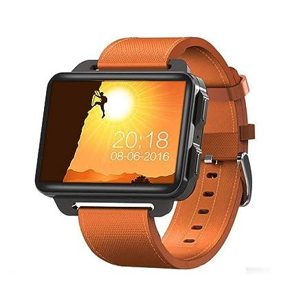WATCHYA Reloj Deportivo Android Reloj Inteligente Android Reloj Inteligente HD Cámara con Control Remoto Acceso Anti