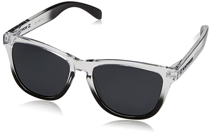 NORTHWEEK Gradiant Curren, Gafas de sol Unisex, Multicolor (White/Black), 52: Amazon.es: Ropa y accesorios