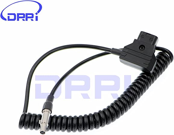 Odyssey 7 7q Monitor 2 Pin NSC3F Neutrik 3 pin power cable de ARRI