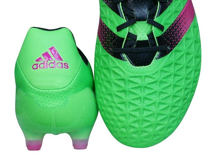 adidas Ace 16.1 FG/AG, Botas de fútbol para Hombre: Amazon.es: Zapatos y complementos