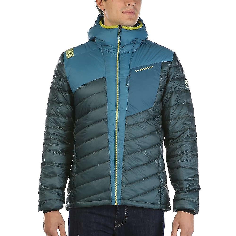 [ラスポルティバ] メンズ ジャケットブルゾン La Sportiva Men's Conquest Down Jacket [並行輸入品] B07DKRZ2WJ Large