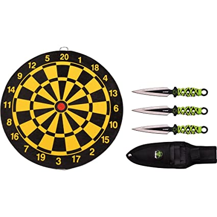 Amazon.com: Z-Hunter Cuchillos 155set – Tres Pieza Throwing ...