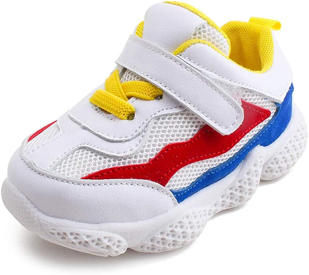 OOSAKU Baby First Walking Shoes Infant Fashion Sneakers