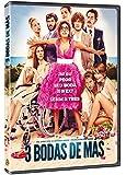 Tres Bodas De Más [DVD]