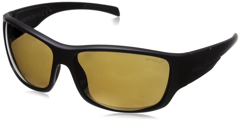 9f52abf905 Smith Optics Frontman Elite 61mm Rectangular Sunglasses  Amazon.co.uk   Sports   Outdoors