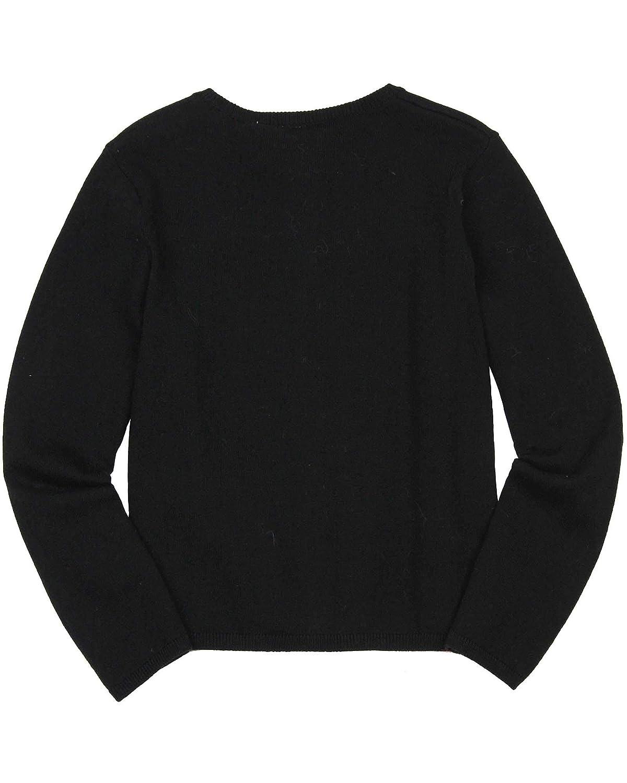 3 Pommes Girls Studded Knit Cardigan Sizes 4-12