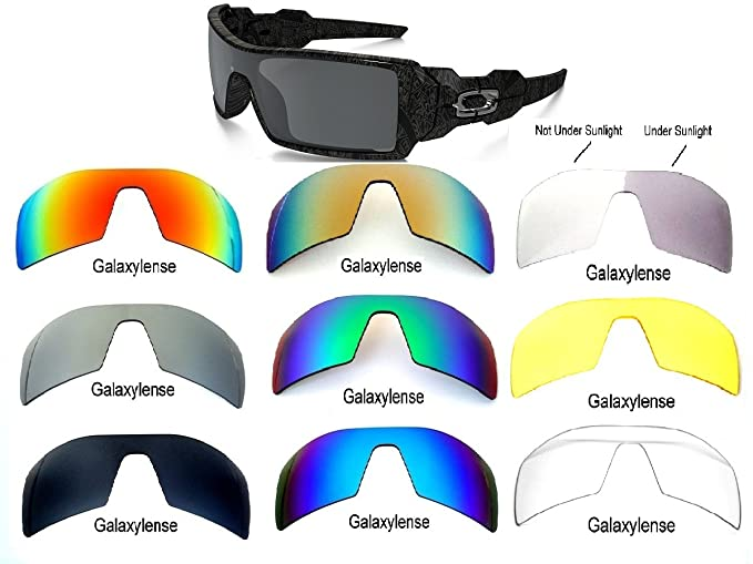 oakley oil rig polarized lenses