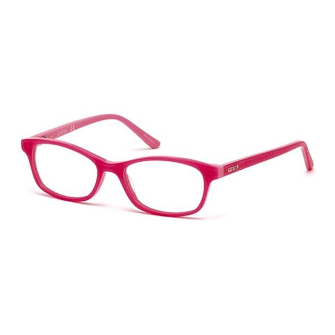 Guess GU9171, Monturas de gafas Unisex Adulto, (Rosa Luc ...