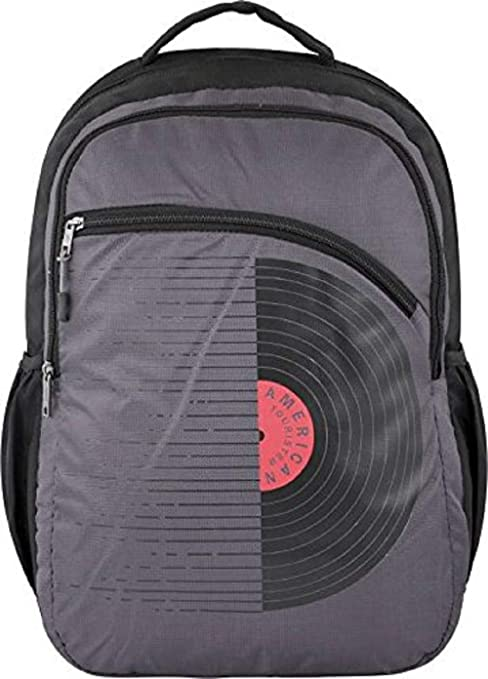 7c62c1f04 American Tourister Timbo Plus with 02 Grey Swagpack/Backpack - Buy American  Tourister Timbo Plus with 02 Grey Swagpack/Backpack Online at Low Price in  India ...
