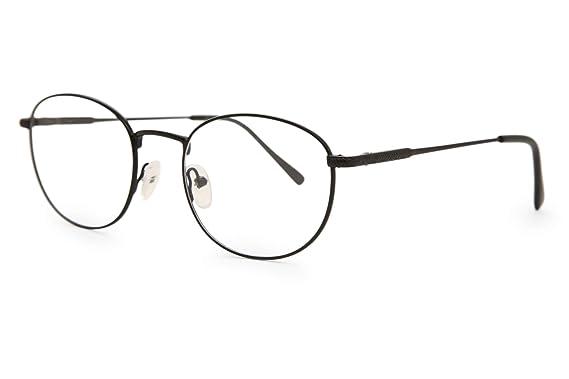 1c294906d55c SmartBuy Collection Echo Unisex Prescription Eyeglass Frames - Full Rim  Round Designer Glasses Frame - Echo
