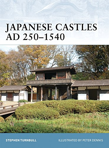Japanese Castles AD 250-1540 (Fortress)
