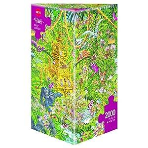 Deep Jungle Puzzle 2000 Teile Inglese Giocattolo 1 Feb 2019