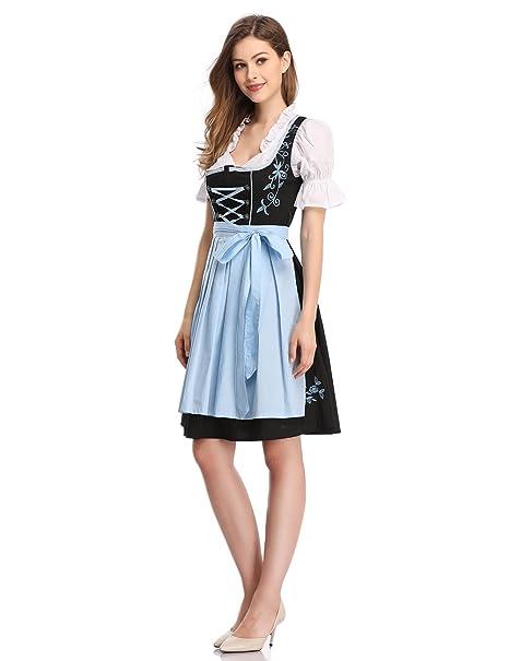 Amazon Com Aoile Women S Beer Festival Stylish Dress Suit Short