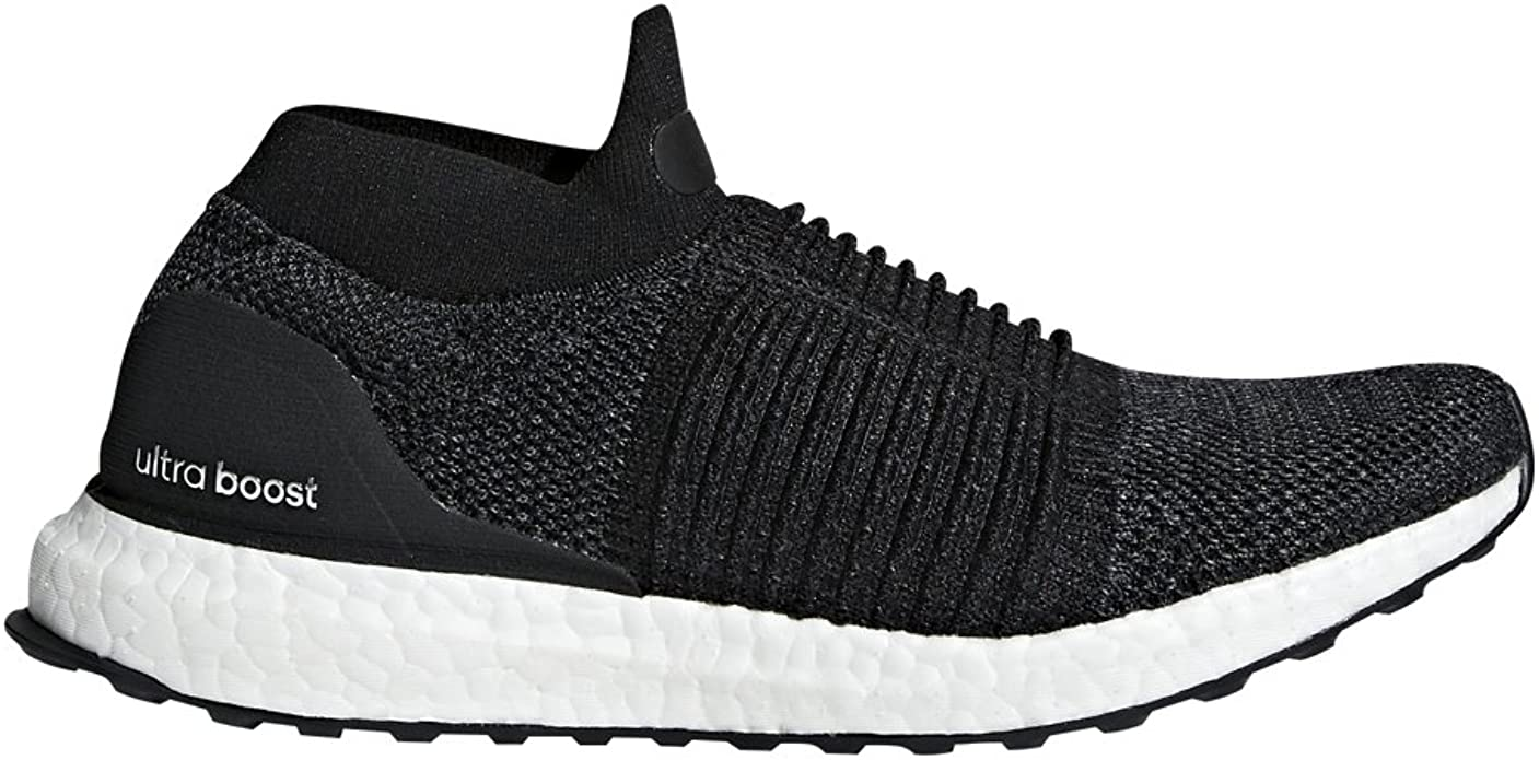 adidas Ultraboost Laceless W Ladies in Core Black by