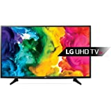 LG 43UH610V 43-Inch ULTRA HD 4K TV WebOS (2016 Model) - Black