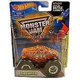 Hot Wheels Monster Jam Prowler #24 Battle Slammer by Mattel