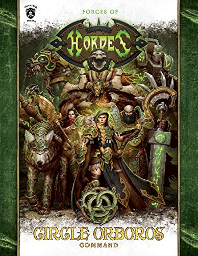 Privateer Press Forces of Hordes: Circle of Orboros Comma...