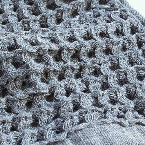Kontex Towel, Imabari Japan Brera Grey (Large)