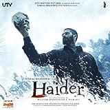 Haider - 2014 Bollywood Music Audio CD / Vishal Bhardwaj / Shahid Kapur
