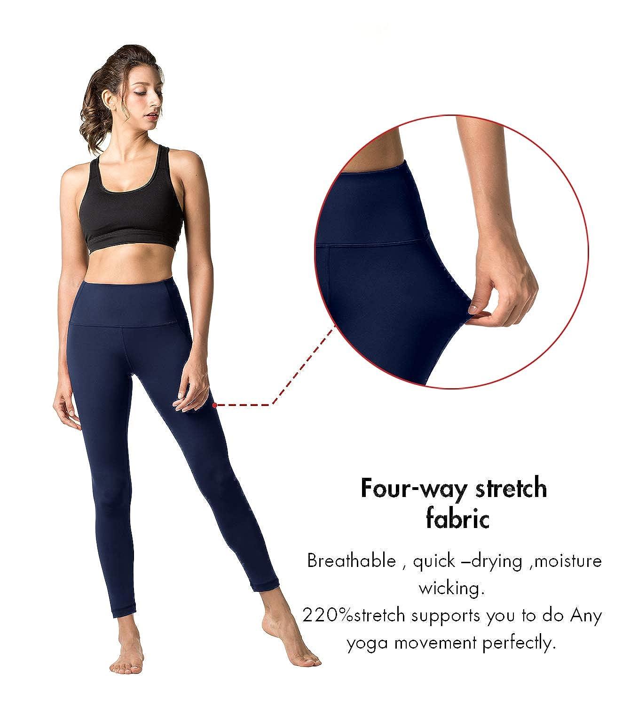 LAPASA Damen Leggings Yoga Yoga Yoga Sport Pants Lang High Waist, 1 bis 2er Pack MEHRWEG L01 B01HZL4MY6 Strumpfhosen & Leggings Internationale Wahl 7474d9