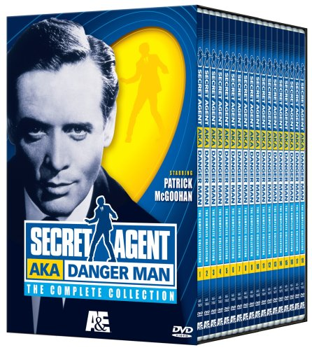 Secret Agent (aka Danger Man) - The Complete Collection Megaset 2007 by A&E