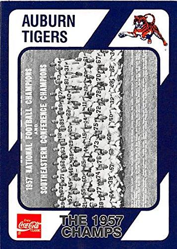 1957 Auburn Tigers - 4