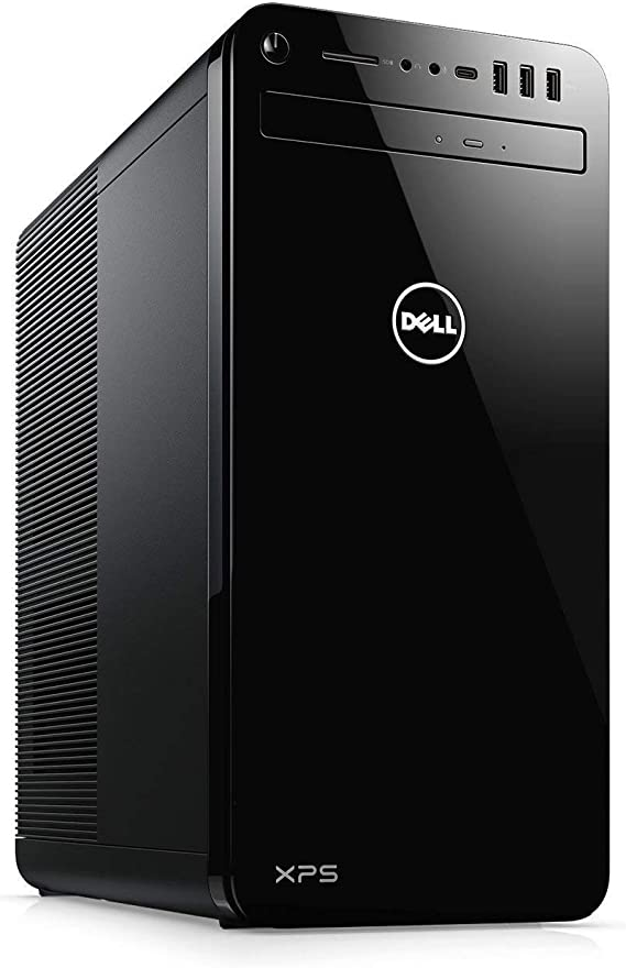 2018 Dell XPS 8930 VR Ready Gaming Desktop Computer