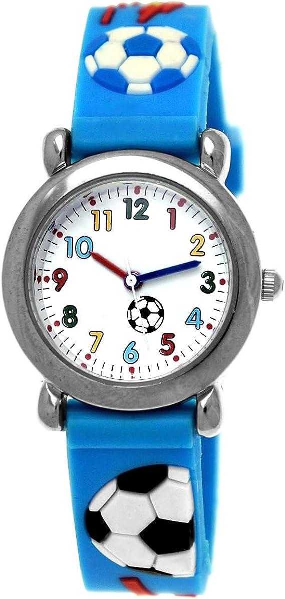 Pure Time® - Reloj de Pulsera para niña, niño, niña, niña, niña ...