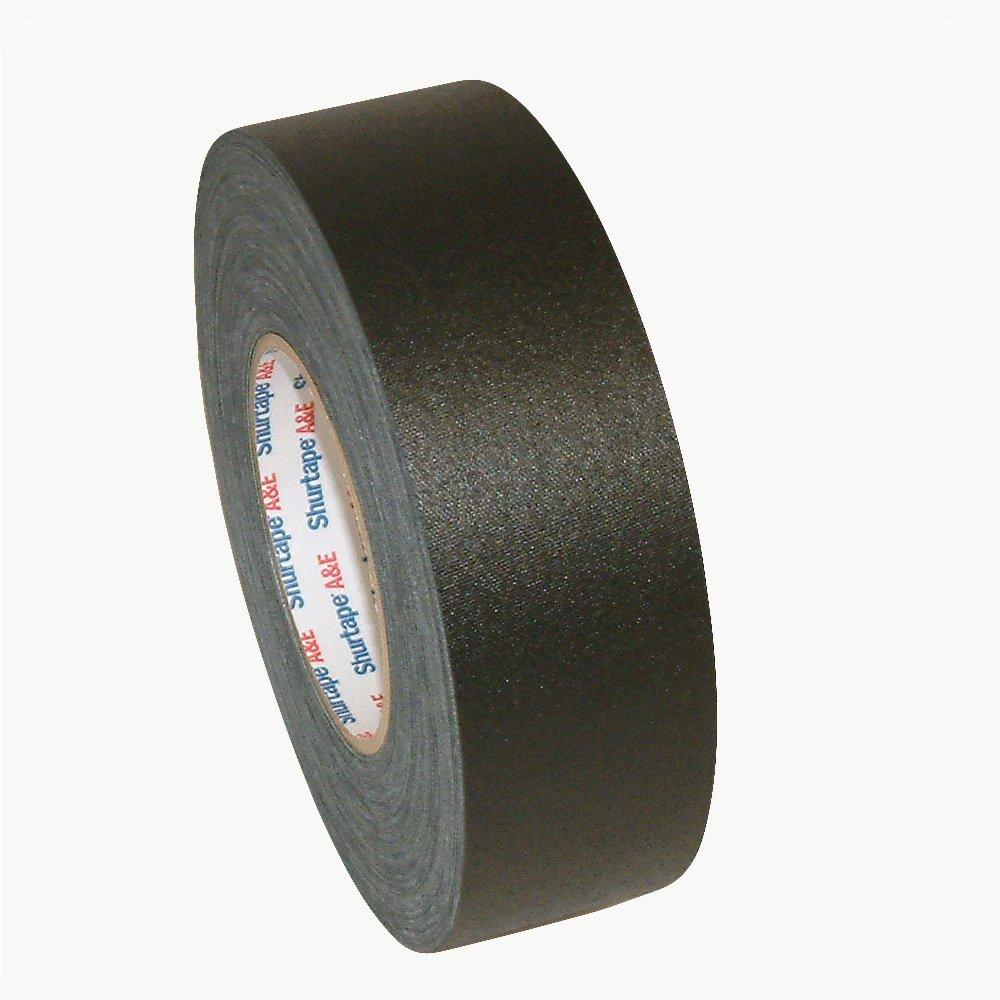 Shurtape P-665 General Purpose Gaffers Tape (Permacel): 2 in. x 55 yds. (Black)