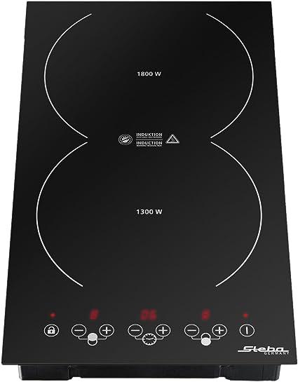 Steba IK 200 - Hornillo eléctrico, color negro
