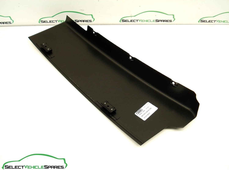 8P3853289B noir Couvercle de garniture de montant B lat/érale pour Audi 3/portes de 2004 /à 2012 c/ôt/é passager A3 8P