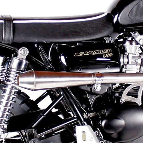 Triumph Scrambler Exhaust - 2
