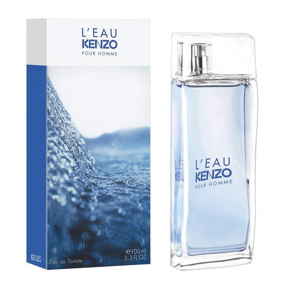 Kenzo Kenzo L Eau Pour Homme Edt 100 Ml - 100 Mililitros