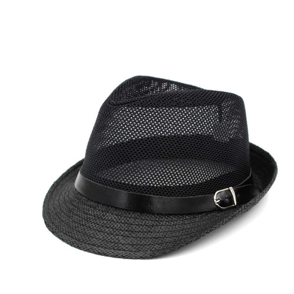zhuzhuwen Sombrero Sombrero de sombrilla Transpirable Británico ...