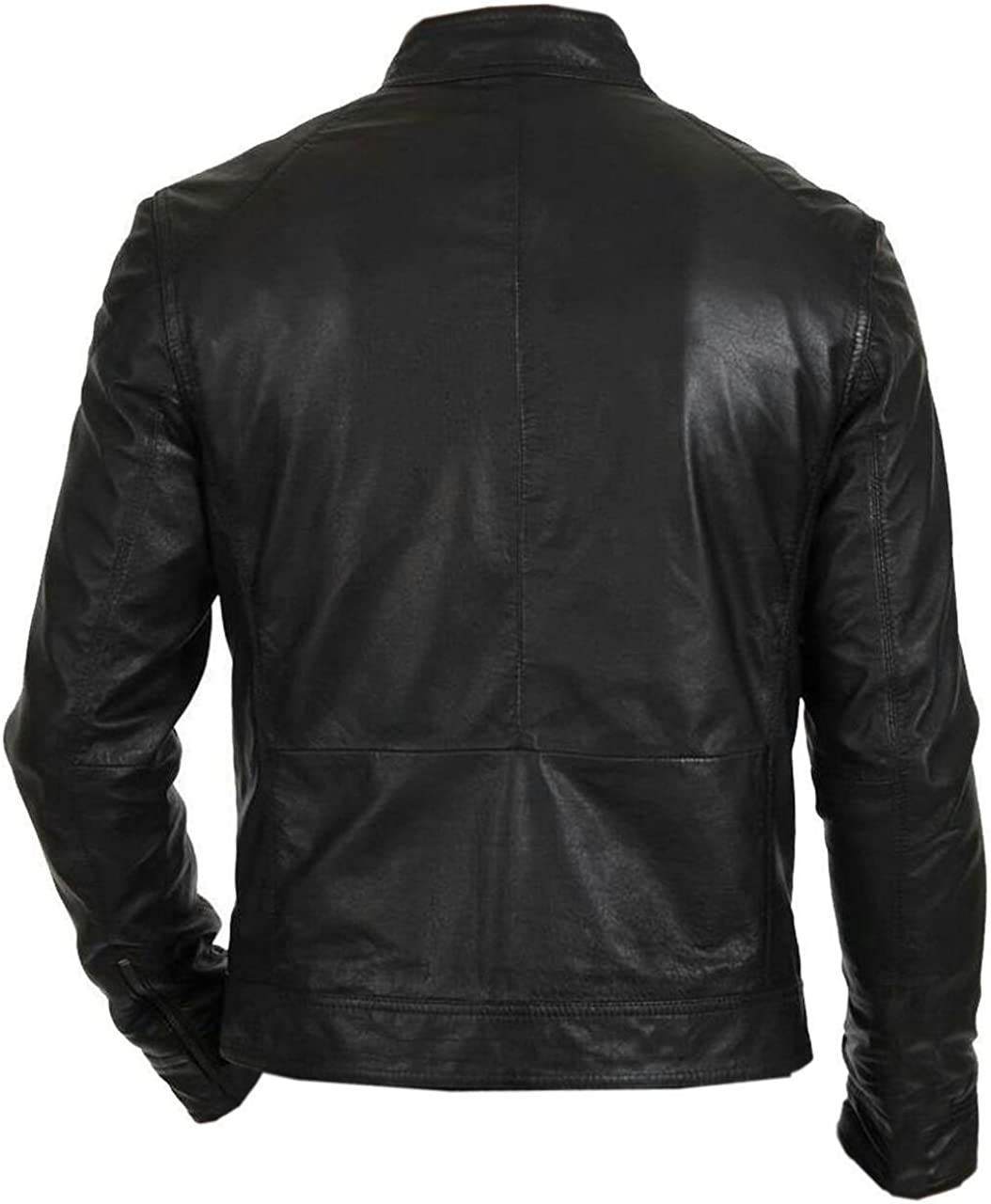 ZS LEATHER Genuine Lambskin Premium Quality Leather Jacket ZSLM-72