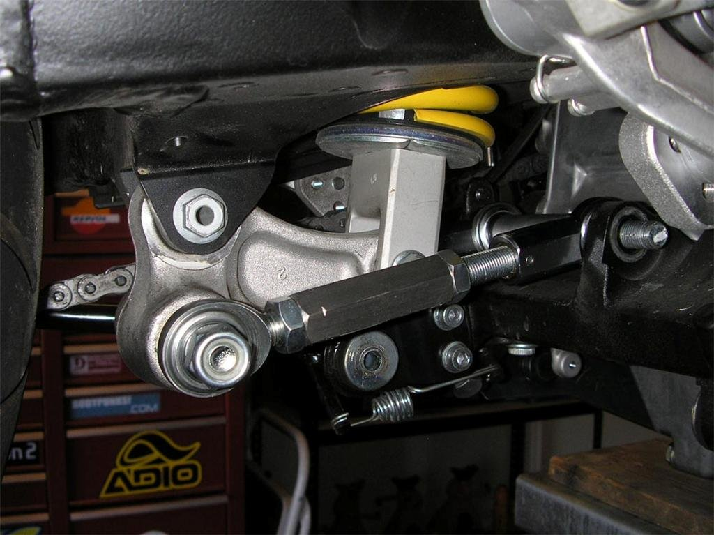 All Years Africa Twin CRF1000L Adjustable Kickstand /& Horseshoe Style Lowering Link combo Kit