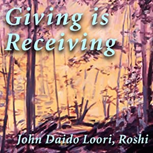 Giving Is Receiving Speech