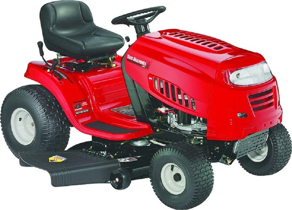 yard machine lawn tractor reviews