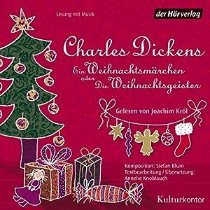 Ein Weihnachtsmärchen Hörbuch