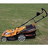 Best Self Propelled Lawn Mowers - Lawnmaster 40 V 40.6 cm (16 in.) Li-ion Review