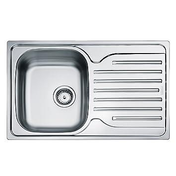Franke 101.0251.296, Lavello da cucina in acciaio inossidabile con ...
