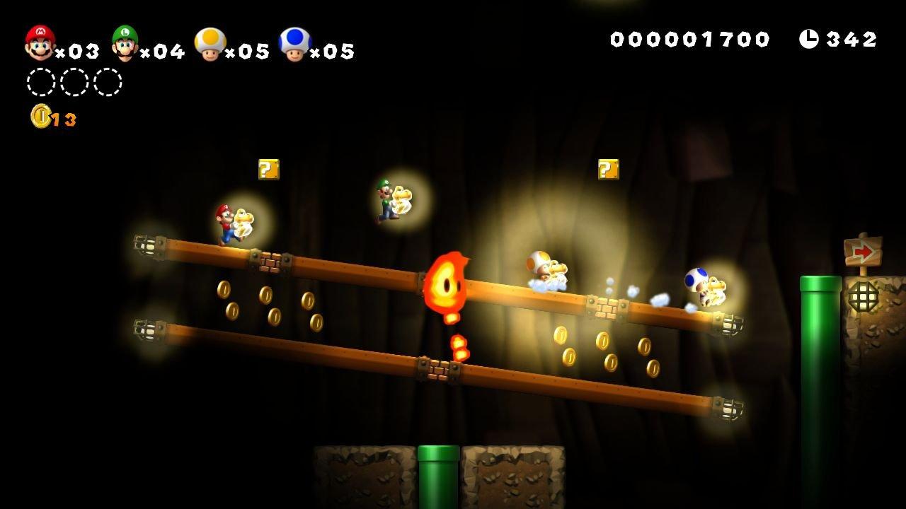 New Super Mario Bros. U: Amazon.de: Games