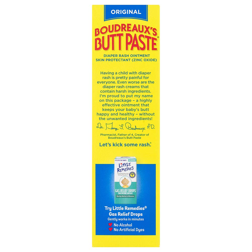b3f06b53862f Amazon.com   Boudreaux s Butt Paste Diaper Rash Ointment