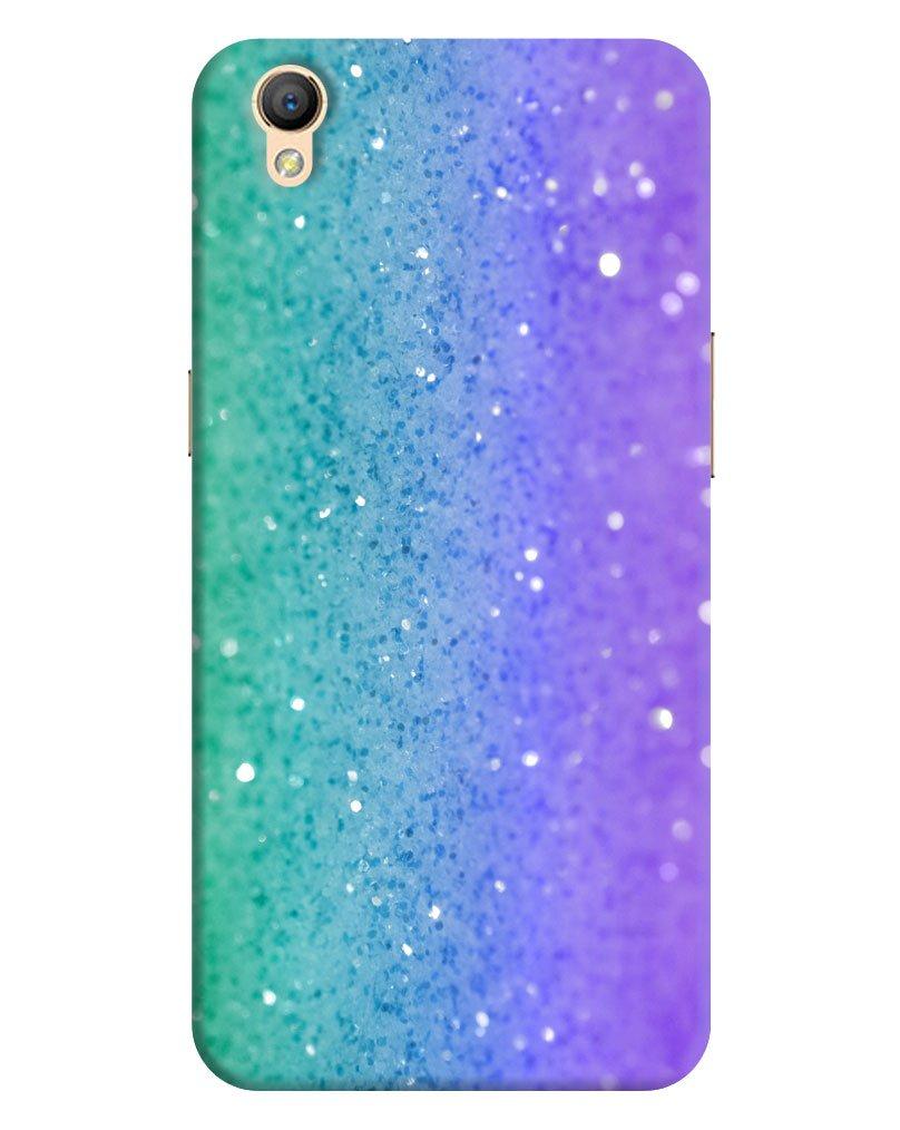 Furnishfantasy Mobile Back Cover For Oppo A37 Electronics Glitter Bling Wrap Skin