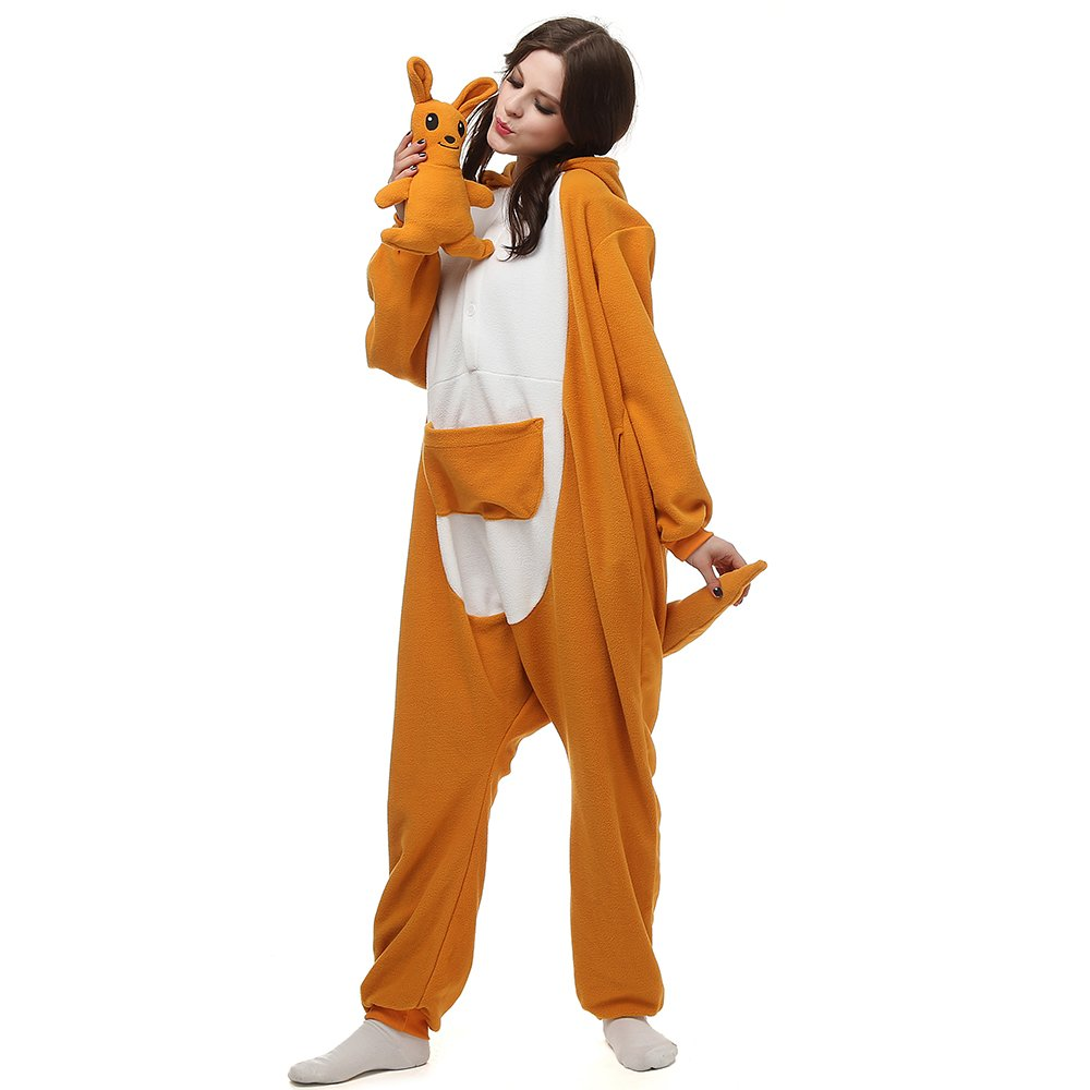 Unisexo Adulto Carnaval Traje Disfraz Adulto Cosplay Animal ...